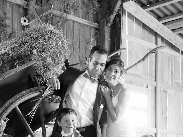 Le mariage de Cyril et Marine à Fontaines-d'Ozillac, Charente Maritime 30