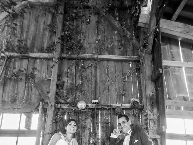 Le mariage de Cyril et Marine à Fontaines-d'Ozillac, Charente Maritime 36