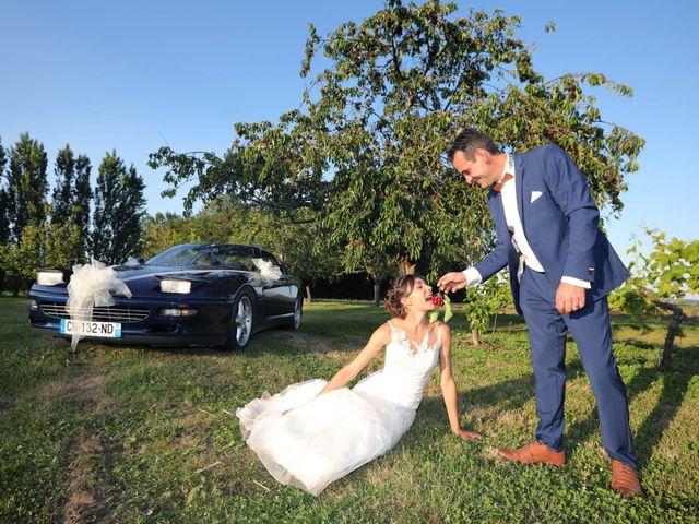 Le mariage de Cyril et Marine à Fontaines-d'Ozillac, Charente Maritime 37
