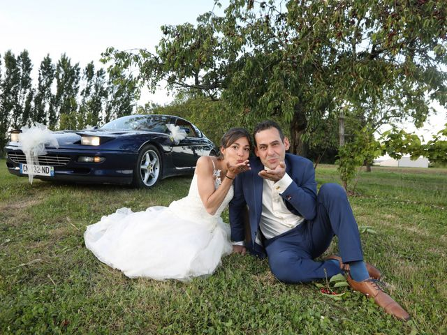 Le mariage de Cyril et Marine à Fontaines-d'Ozillac, Charente Maritime 38