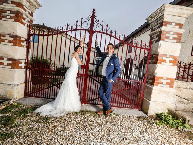 Le mariage de Cyril et Marine à Fontaines-d'Ozillac, Charente Maritime 42