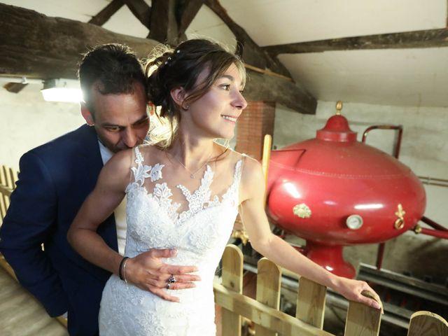 Le mariage de Cyril et Marine à Fontaines-d'Ozillac, Charente Maritime 49