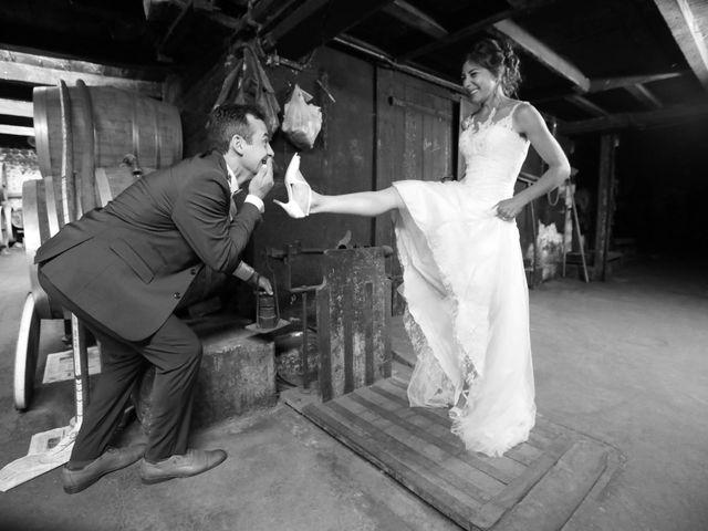 Le mariage de Cyril et Marine à Fontaines-d'Ozillac, Charente Maritime 53