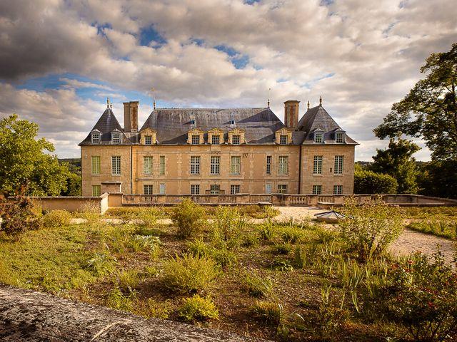Le mariage de Davy et Julie à Auvers-sur-Oise, Val-d'Oise 3