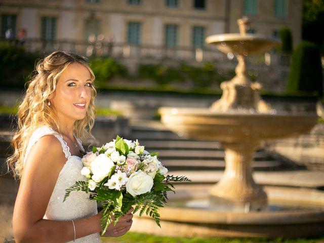 Le mariage de Davy et Julie à Auvers-sur-Oise, Val-d'Oise 4