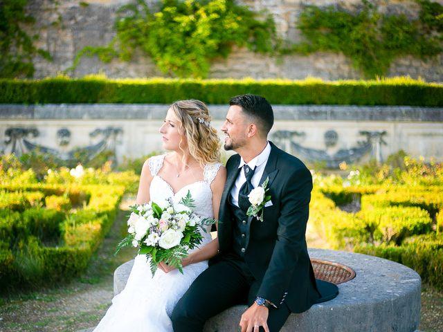 Le mariage de Davy et Julie à Auvers-sur-Oise, Val-d'Oise 5