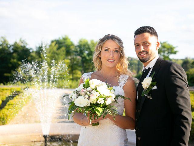 Le mariage de Julie et Davy