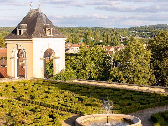 Le mariage de Davy et Julie à Auvers-sur-Oise, Val-d'Oise 6