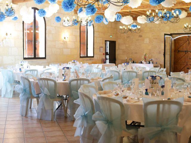 Le mariage de Nicolas et Gaëlle à Tresses, Gironde 12