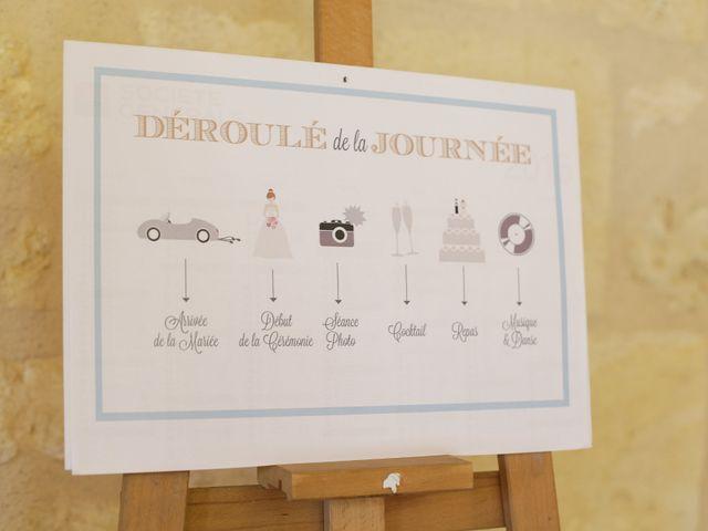 Le mariage de Nicolas et Gaëlle à Tresses, Gironde 14