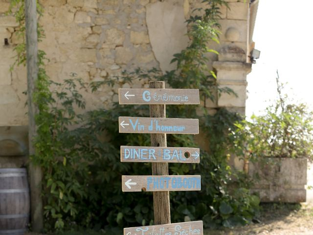 Le mariage de Nicolas et Gaëlle à Tresses, Gironde 15