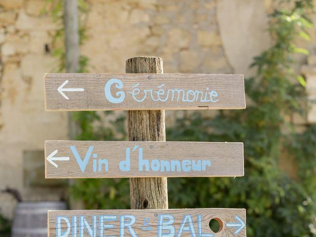 Le mariage de Nicolas et Gaëlle à Tresses, Gironde 16