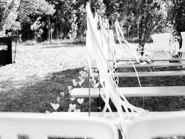 Le mariage de Nicolas et Gaëlle à Tresses, Gironde 20