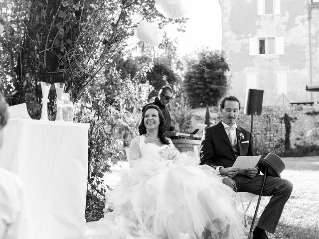 Le mariage de Nicolas et Gaëlle à Tresses, Gironde 36