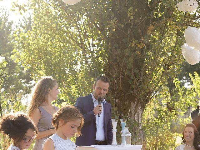Le mariage de Nicolas et Gaëlle à Tresses, Gironde 37