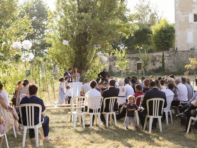 Le mariage de Nicolas et Gaëlle à Tresses, Gironde 38