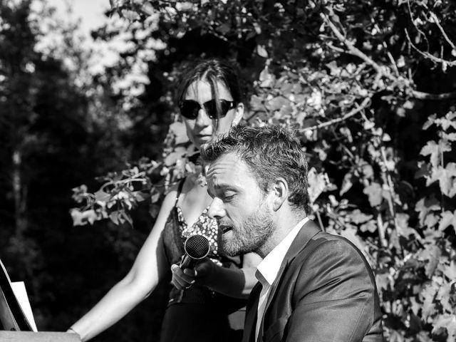 Le mariage de Nicolas et Gaëlle à Tresses, Gironde 41