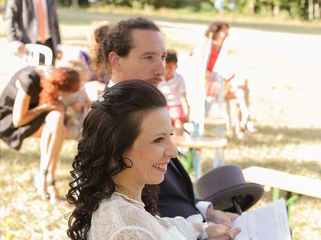 Le mariage de Nicolas et Gaëlle à Tresses, Gironde 42