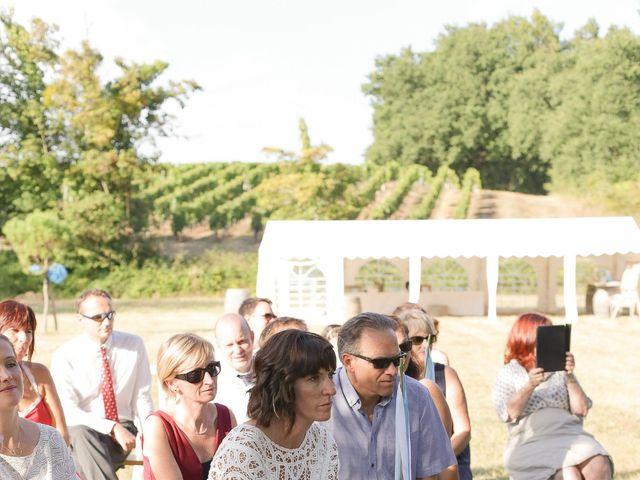 Le mariage de Nicolas et Gaëlle à Tresses, Gironde 43