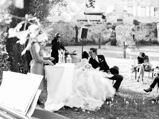 Le mariage de Nicolas et Gaëlle à Tresses, Gironde 47