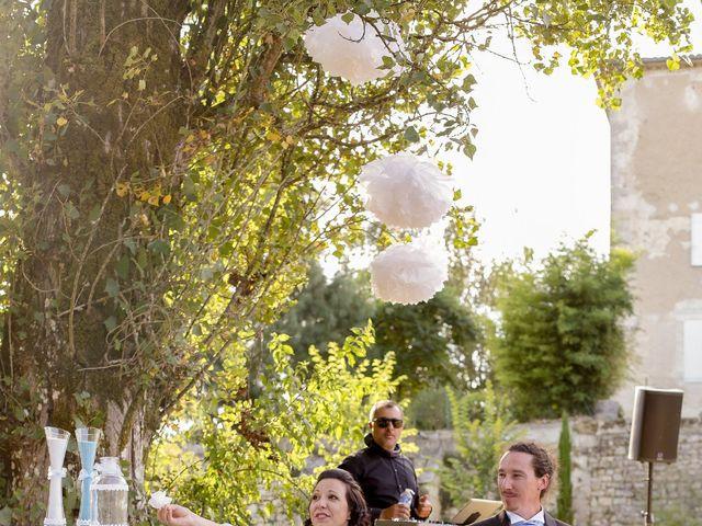Le mariage de Nicolas et Gaëlle à Tresses, Gironde 48