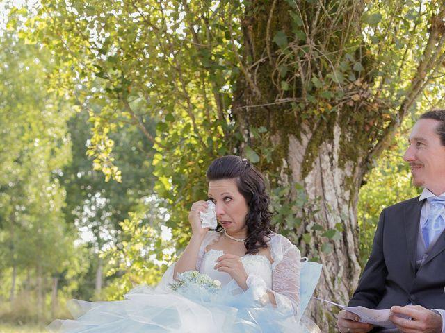 Le mariage de Nicolas et Gaëlle à Tresses, Gironde 50