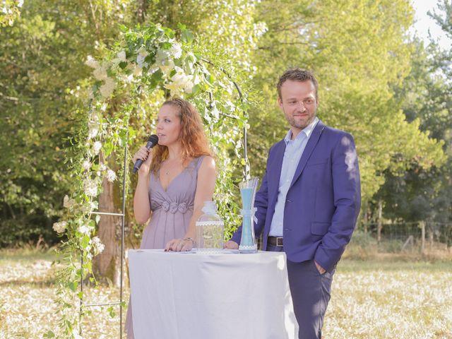 Le mariage de Nicolas et Gaëlle à Tresses, Gironde 56