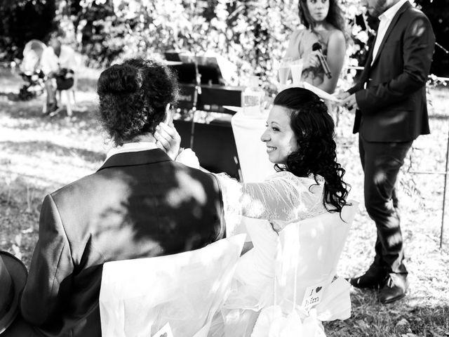 Le mariage de Nicolas et Gaëlle à Tresses, Gironde 60