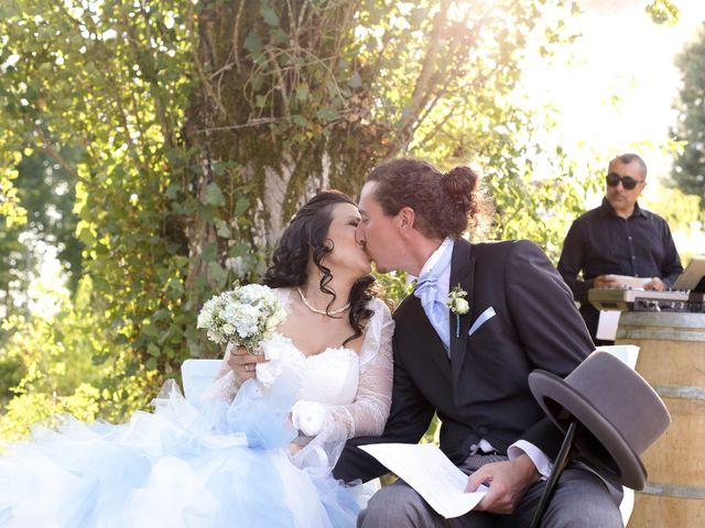 Le mariage de Nicolas et Gaëlle à Tresses, Gironde 67