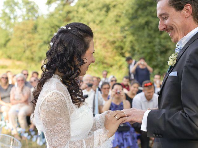 Le mariage de Nicolas et Gaëlle à Tresses, Gironde 73