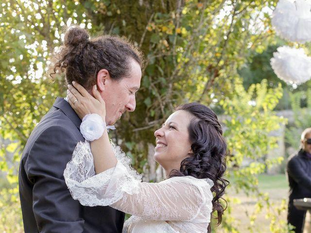 Le mariage de Nicolas et Gaëlle à Tresses, Gironde 78