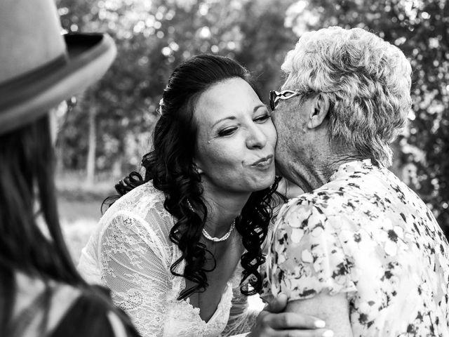 Le mariage de Nicolas et Gaëlle à Tresses, Gironde 81