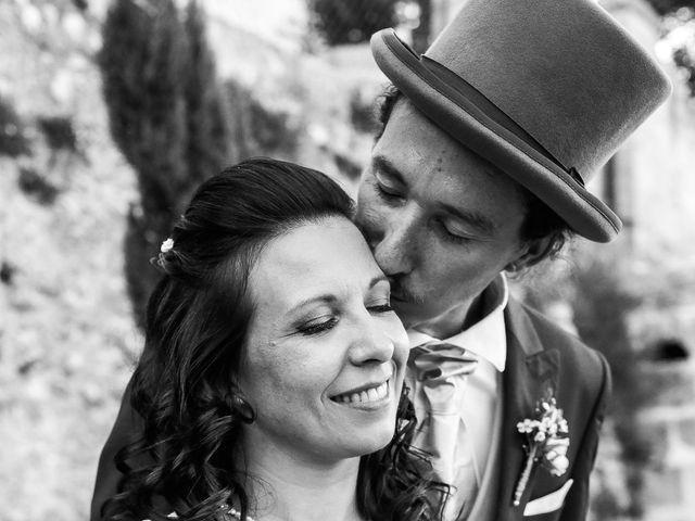 Le mariage de Nicolas et Gaëlle à Tresses, Gironde 85