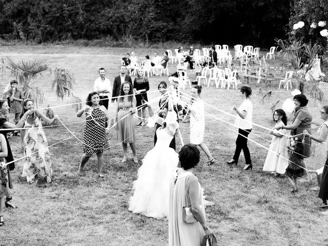 Le mariage de Nicolas et Gaëlle à Tresses, Gironde 97
