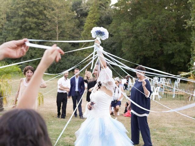 Le mariage de Nicolas et Gaëlle à Tresses, Gironde 98