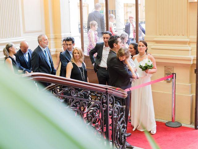 Le mariage de Guillaume et Stephanie à Paris, Paris 8