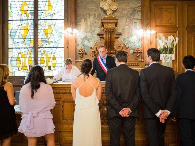 Le mariage de Guillaume et Stephanie à Paris, Paris 10
