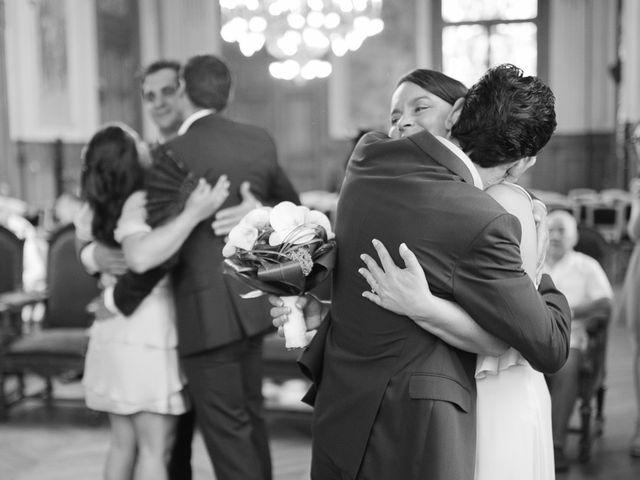 Le mariage de Guillaume et Stephanie à Paris, Paris 12