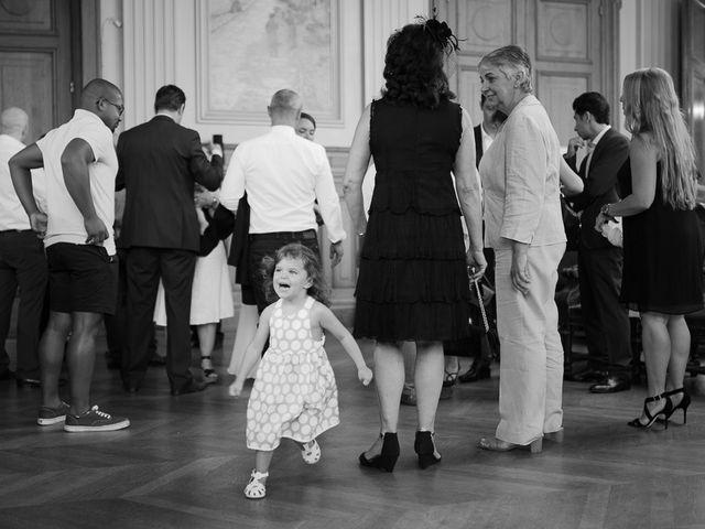 Le mariage de Guillaume et Stephanie à Paris, Paris 16