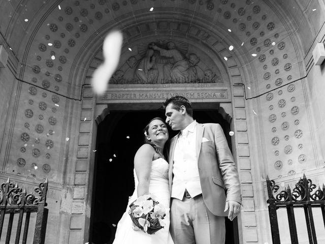 Le mariage de Guillaume et Stephanie à Paris, Paris 64