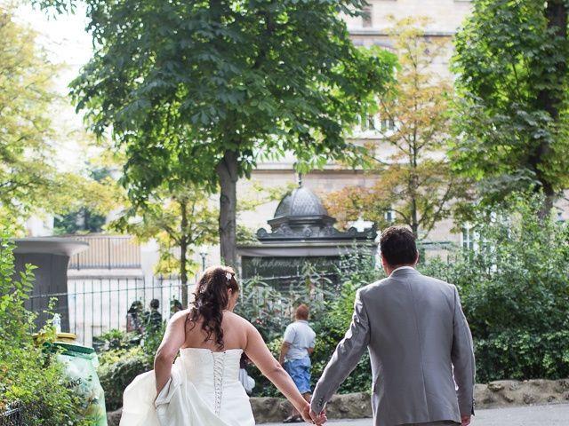 Le mariage de Guillaume et Stephanie à Paris, Paris 68