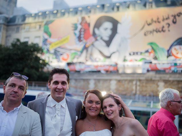 Le mariage de Guillaume et Stephanie à Paris, Paris 92