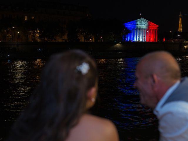 Le mariage de Guillaume et Stephanie à Paris, Paris 102