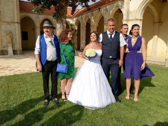 Le mariage de Laurent et Laetitia à Sallèles-d'Aude, Aude 5