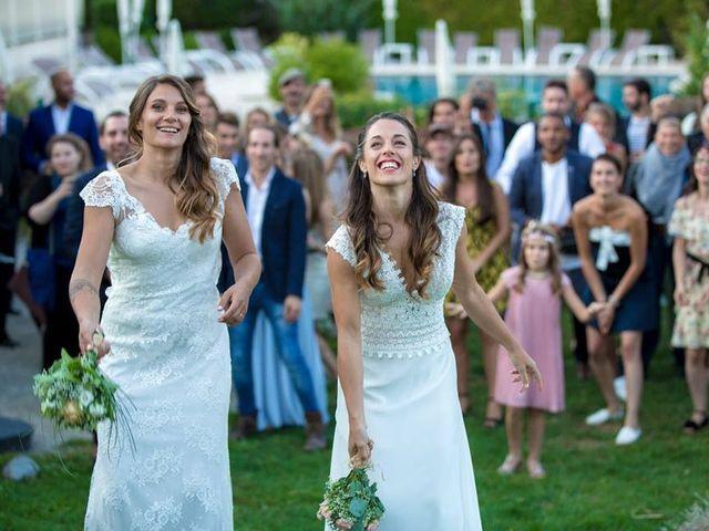 Le mariage de Maria Julia et Gaëlle à Annecy, Haute-Savoie 5