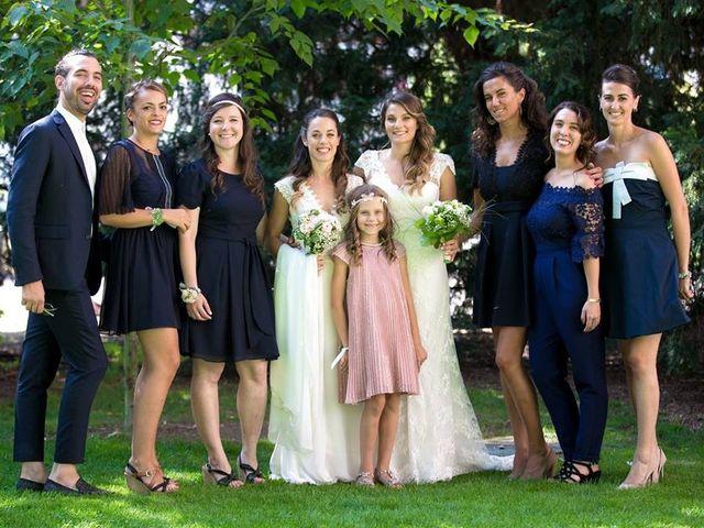 Le mariage de Maria Julia et Gaëlle à Annecy, Haute-Savoie 9