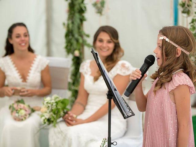 Le mariage de Maria Julia et Gaëlle à Annecy, Haute-Savoie 13