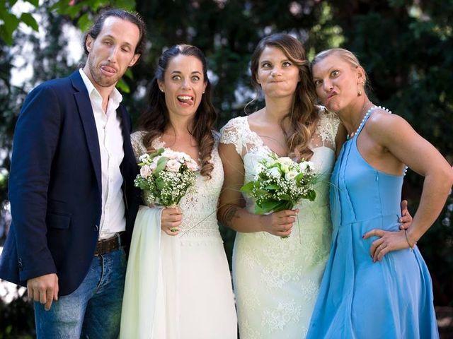 Le mariage de Maria Julia et Gaëlle à Annecy, Haute-Savoie 16