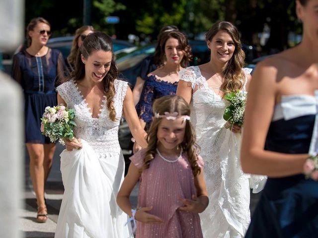 Le mariage de Maria Julia et Gaëlle à Annecy, Haute-Savoie 25