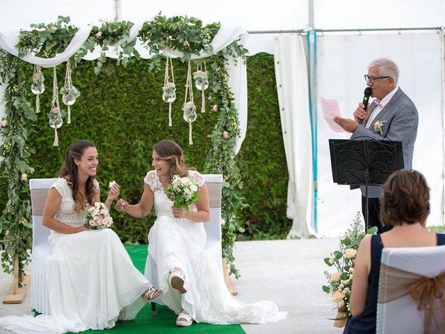 Le mariage de Maria Julia et Gaëlle à Annecy, Haute-Savoie 32